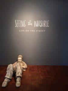 Seeing the invisible at the Begovich Gallery