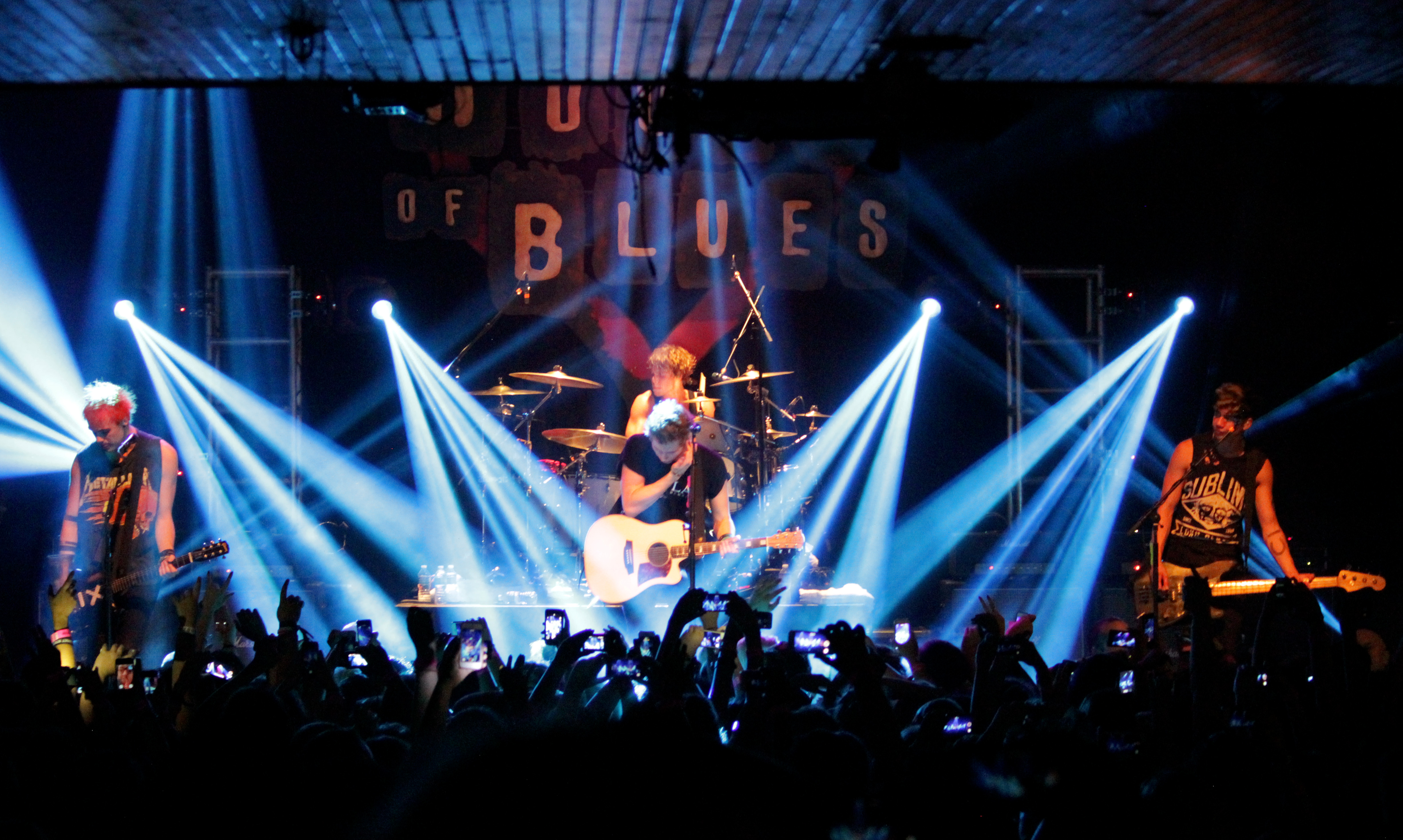 Seconds of Summer: concert review. – The Hornet