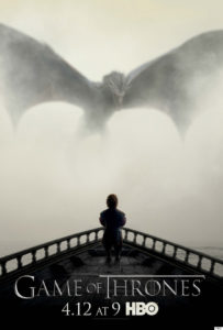 Game of Thrones Season Five Poster