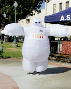 Baymax the winner
