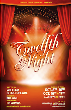 "Catch FC's ""Twelfth Night"" adaptation at the campus theater"
