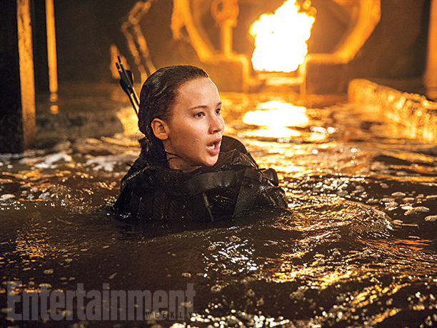 The Hunger Games Mockingjay: Part two – The Hornet