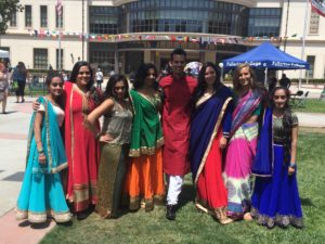Fullerton College Worldfest South Asian Club