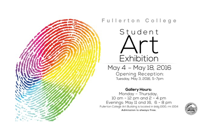 Student Art Exhibition brings everyone together