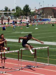 walker high hurdles