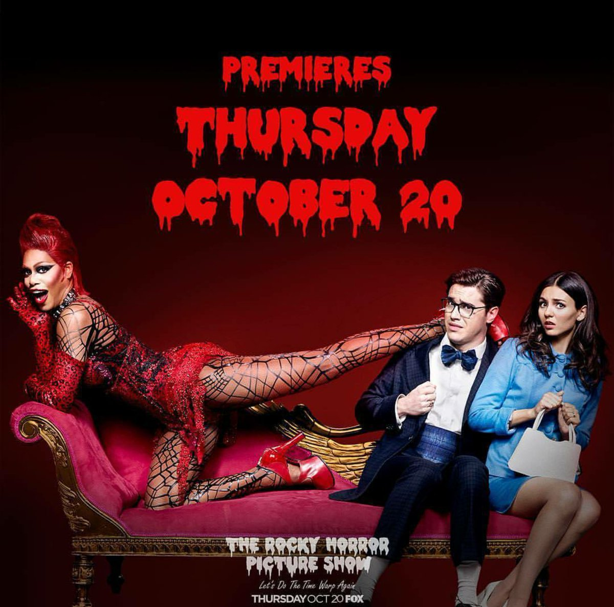 """Review: FOX's remake of """"The Rocky Horror Picture Show"""" is now safe for hipsters"""