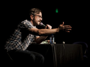 WTF with Marc Maron at Riot LA Alternative Comedy Festival 2012