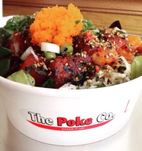 Poke Co. Bowl