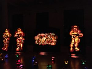 Starwars pumpkins