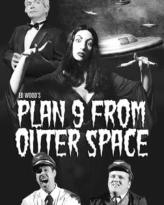 "The Maverick Theater&squot;s ""Plan 9 From Outer Space"""