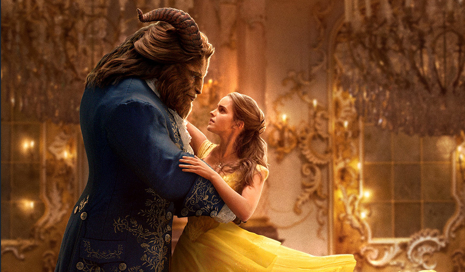 "Review: ""Beauty and the Beast"" - roses never looked so good"