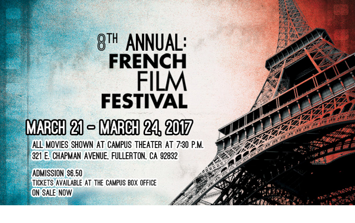 The 8th annual French Film Festival is stronger than ever