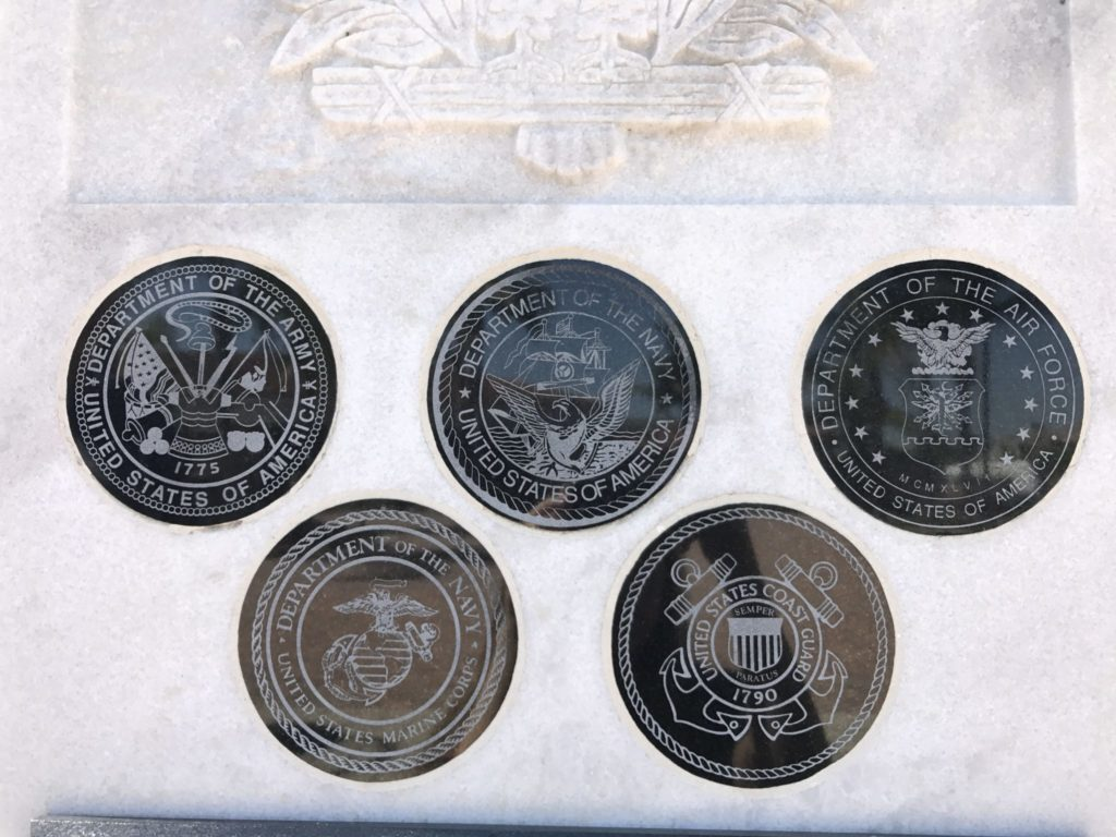 Seals of the military