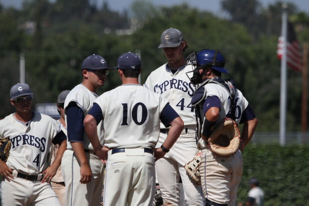 Baseball: FJC VS Cypress