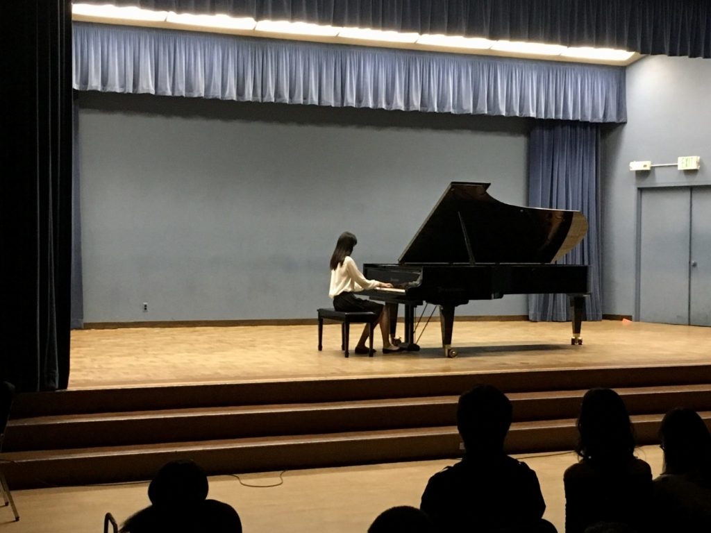 Applied Piano Recital