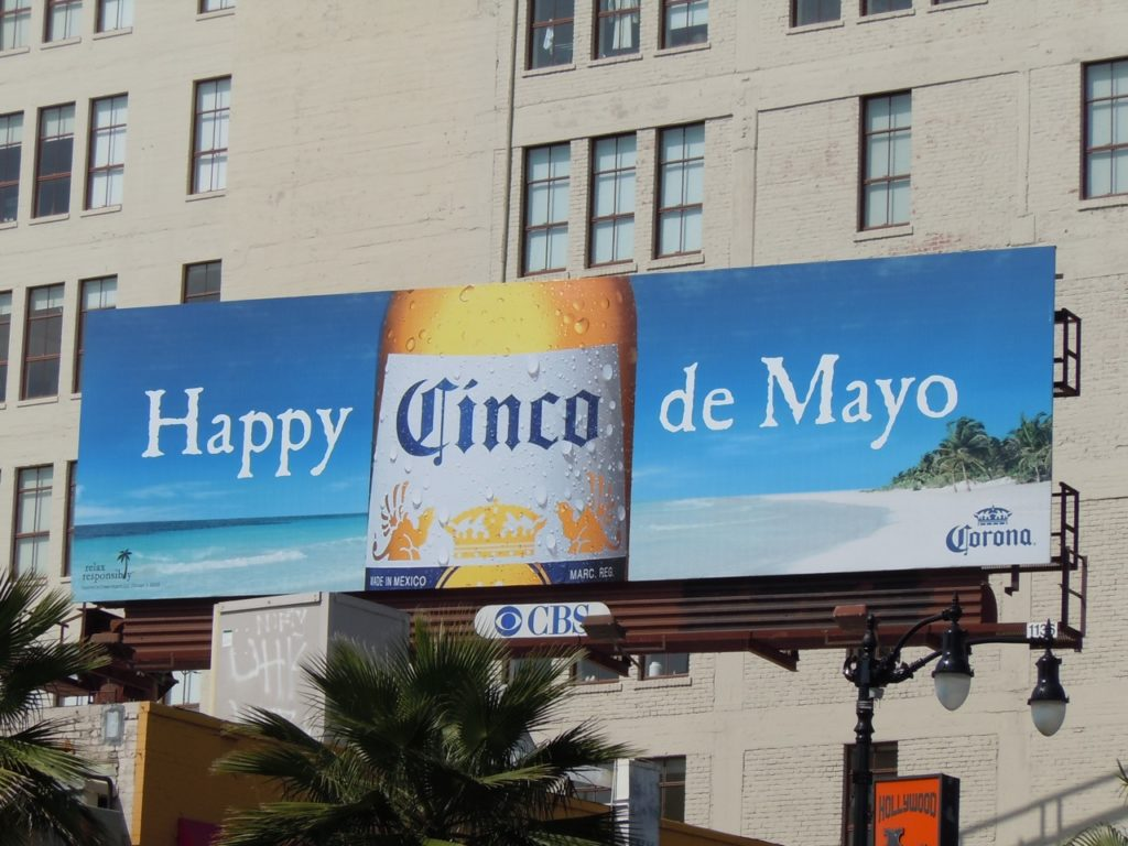 """Cinco de-drinko"""