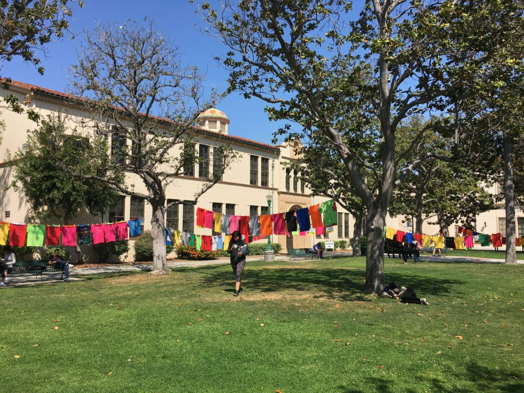 Clothesline Project 2017