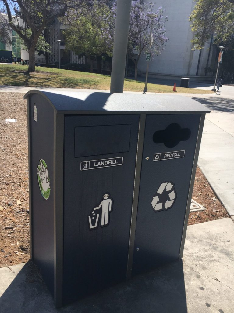 CSUF recycling