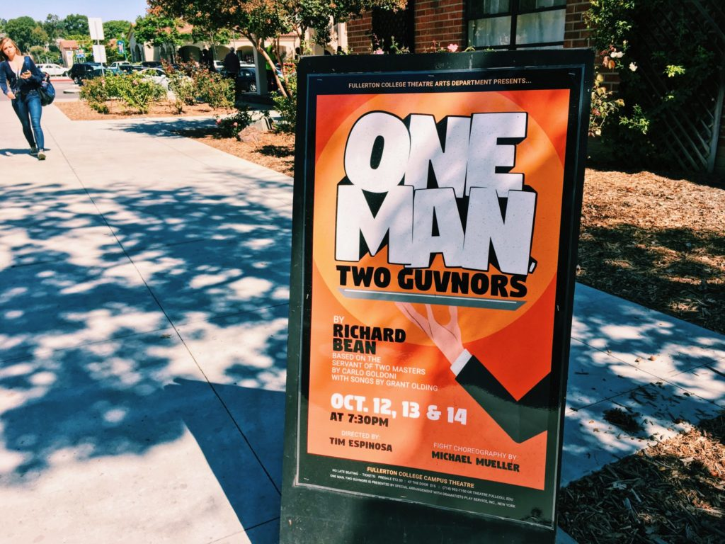 One Man, Two Guvnors Play Preview