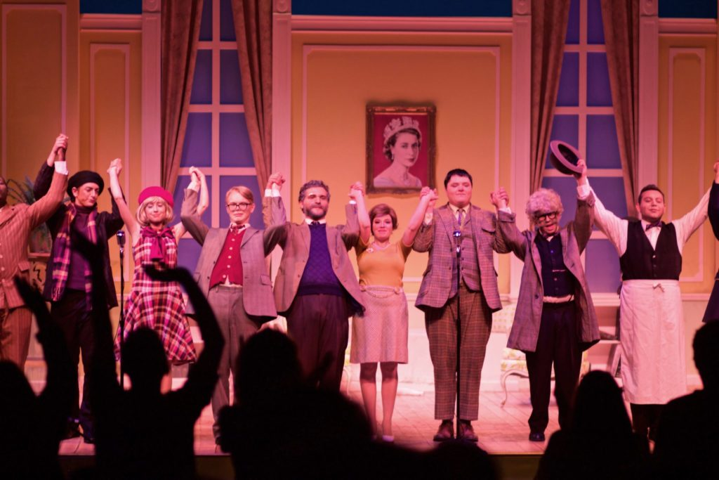 One Man, Two Guvnors Play Review