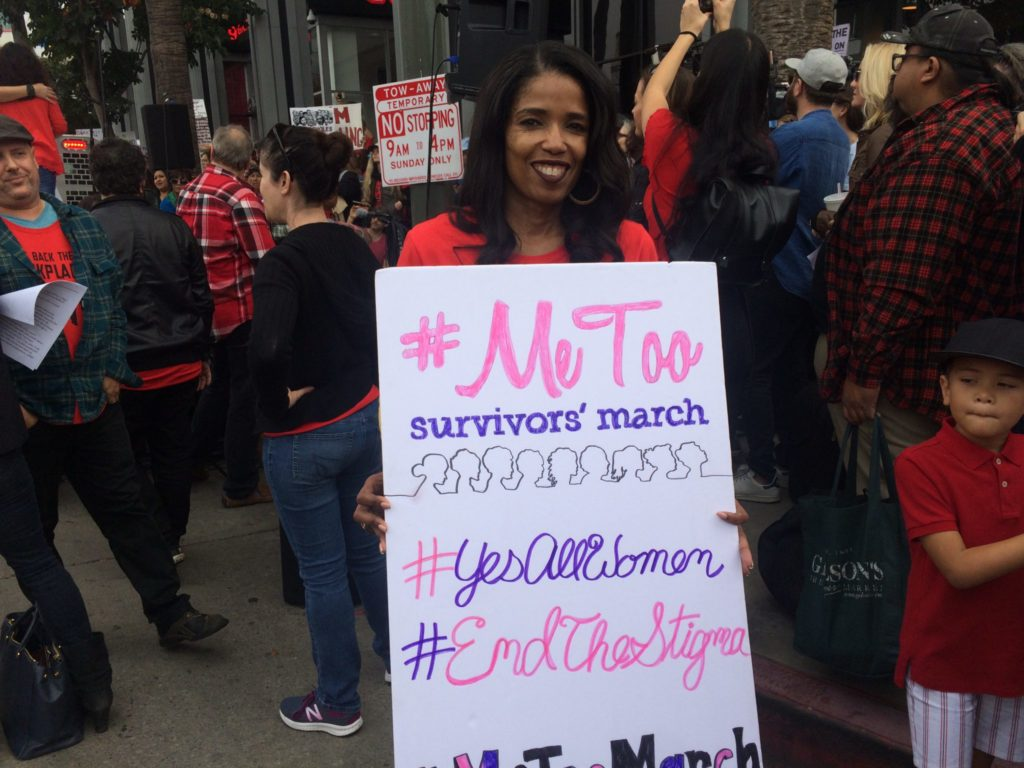 #MeTooMarch