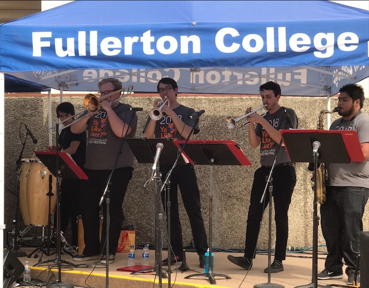 Jazz group performs on Saturday