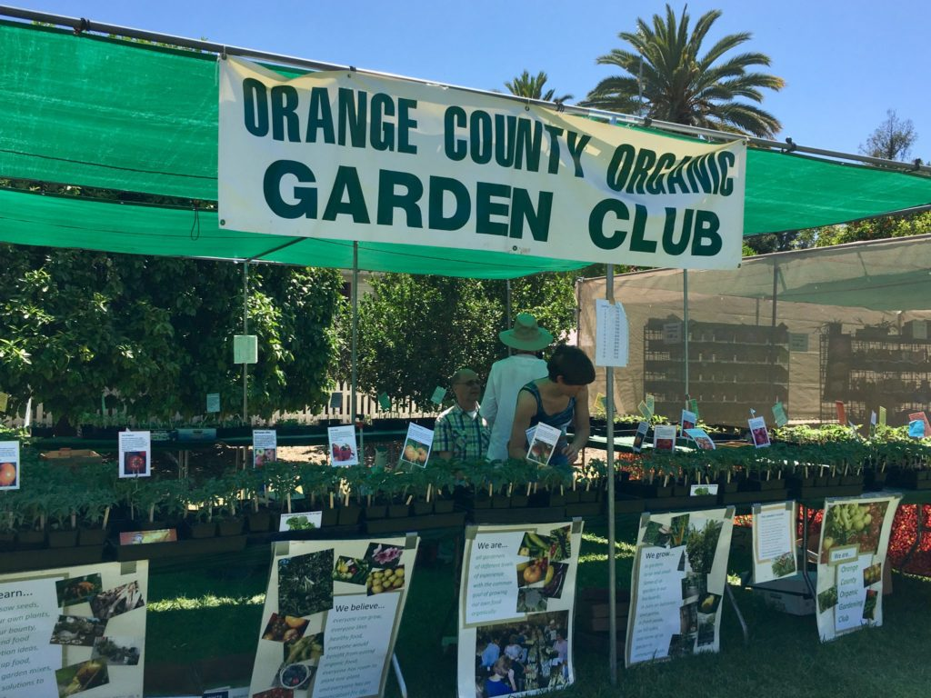 Orange County Organic Garden Club