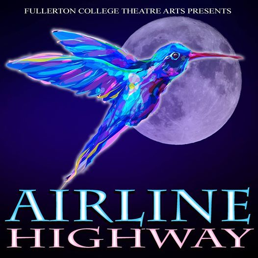 'Airline Highway' will bring a New Orleans-styled celebration of life to Fullerton College