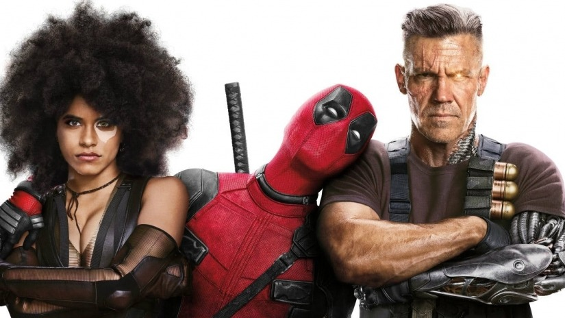 Deadpool returns for a satisfying sequel