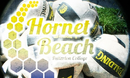 Fullerton College Women's Beach Volleyball