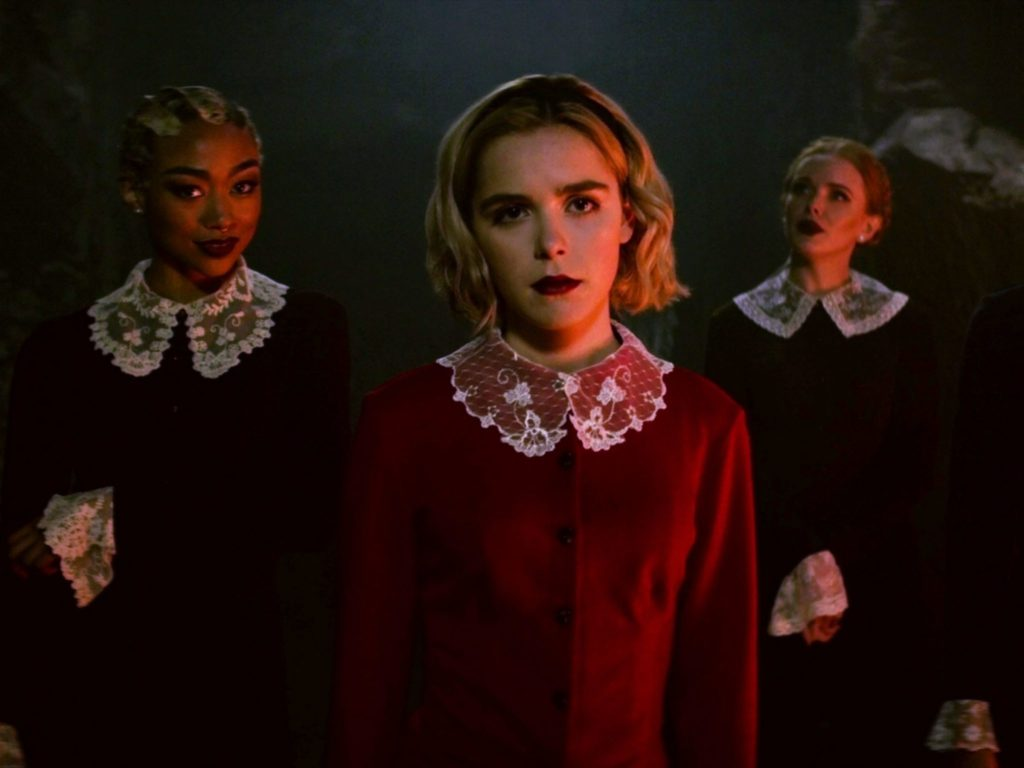 Sabrina and the wicked sisters