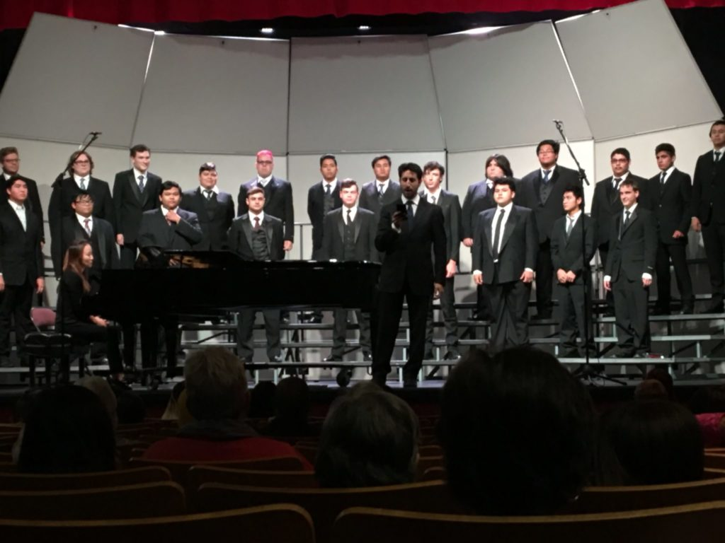 The Fall Men's Chorale