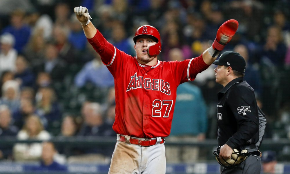 USP MLB: Los Angeles Angels at Seattle Mariners