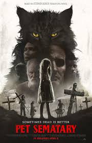 """Movie Review: """"Pet Sematary"""" digs up its past but with a new twist"""