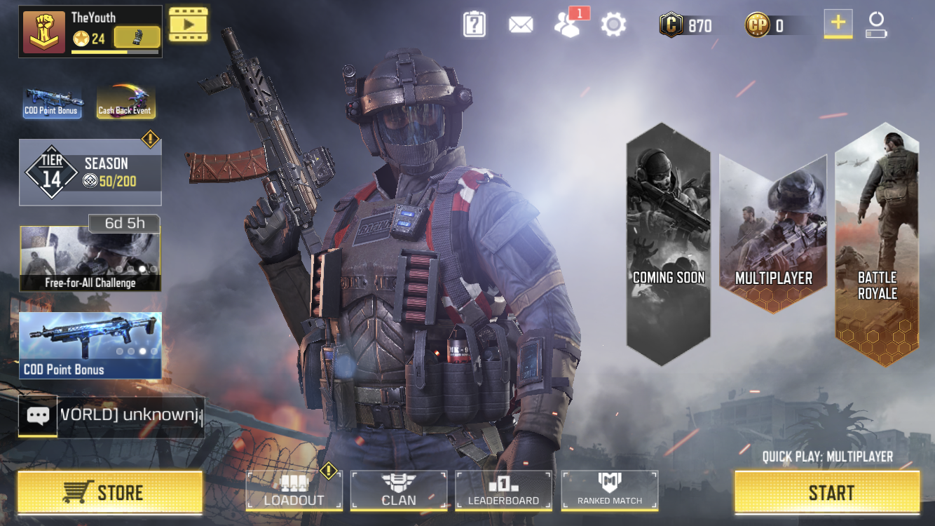 Review Call Of Duty Mobile Blows Expectations Serving The
