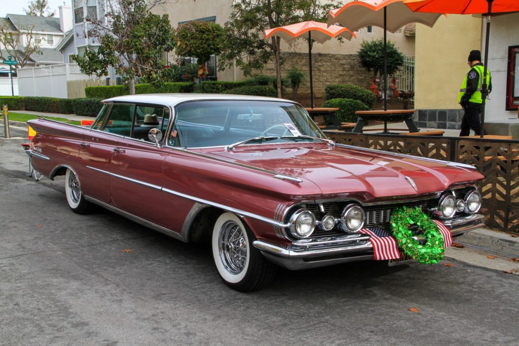 1959 Olds 98