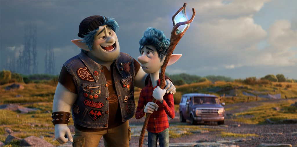 "Disney Pixar&squot;s ""Onward"" is the story of two brother&squot;s adventure to find magic."
