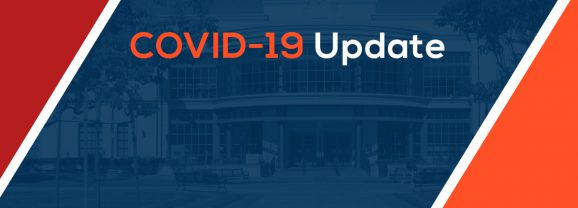 Fullerton College is providing weekly COVID-19 updates for its students.
