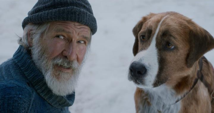 John Thornton (Harrison Ford), a kindly prospector who becomes Buck's human sidekick for a time.