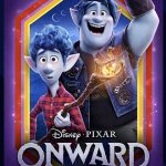 """Disney Pixar&squot;s """"Onward,"""" which opened in theaters on Mar 6, but will soon be streaming on Disney+."""