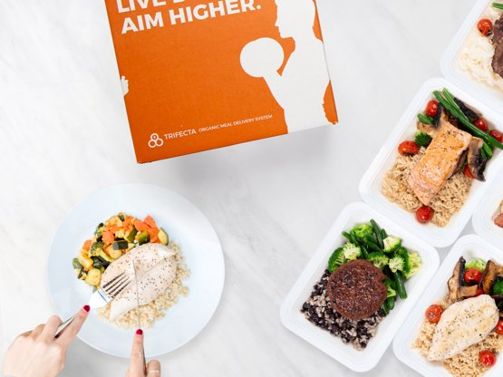 Trifecta is a 24 Hour Fitness' meal plan that its members can use at a discounted price off their first order.