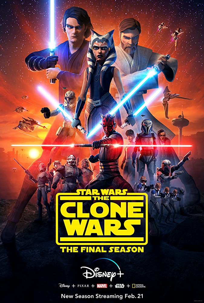 Star Wars: The Clone Wars is premiering its series finale after 12 years of production tomorrow, May the 4th.