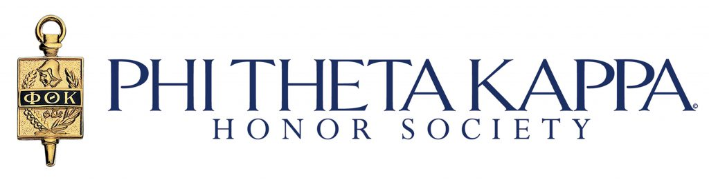 This is the current Phi Theta Kappa Honors Society logo.