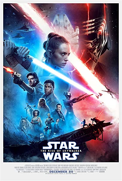The Rise of Skywalker, the last Star Wars movie of the saga will be released on May 4th on Disney+.