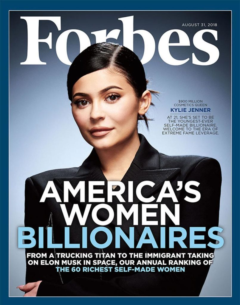 """The youngest-ever self-made billionaire."""