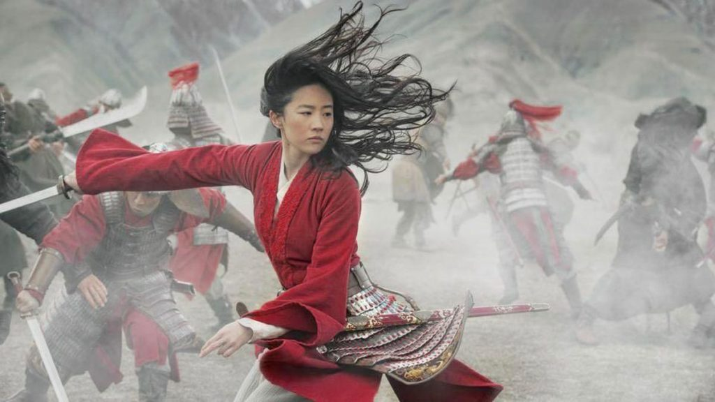 The live-action Mulan movie was released on Friday, September 4 on Disney+.