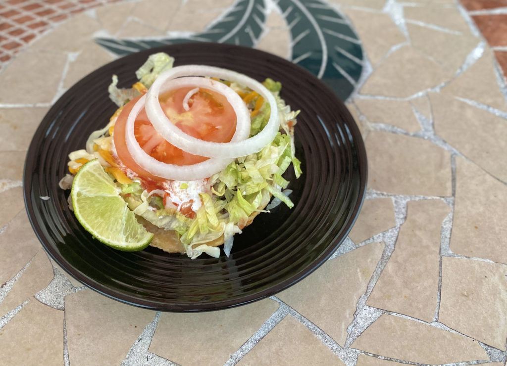 The carne asada tostada has been a popular item recently as fans of Kobe found out it was his favorite meal.