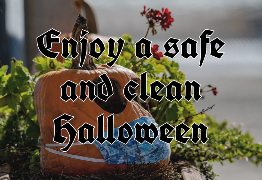 An indoor or low-risk Halloween this year does not necessarily mean a boring Halloween.