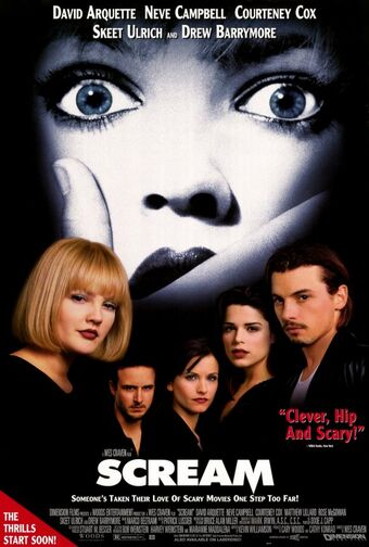 Scream was one of first films to be self aware of what it is and went with it while being entertaining.
