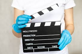 The film industry now has to be more cautious to stop the spread of COVID-19.
